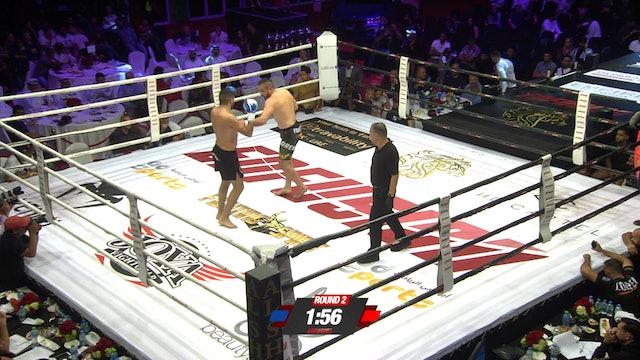 Enfusion #77 Loren Javier (ESP) vs Khalid El Bakouri (MAR) 07.12.2018