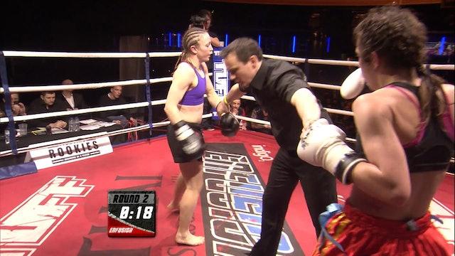 Enfusion #03 Iman Barlow (GBR) vs Alexis Rufus (GBR) 30.03.2013