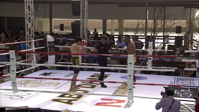 Talents #30 Hamed Nabil (UAE) vs Endy Semeleer (NLD) 24.03.2017