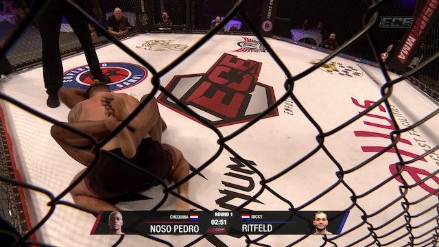 ECE #04 - Nicky Ritfeld (NLD) vs Chequina Noso Pedro (NLD) 09.10.20