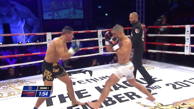Talents #44  Nabil Haryouli (MAR) vs Vytautas Wheetaz (LTU) 02.12.2017