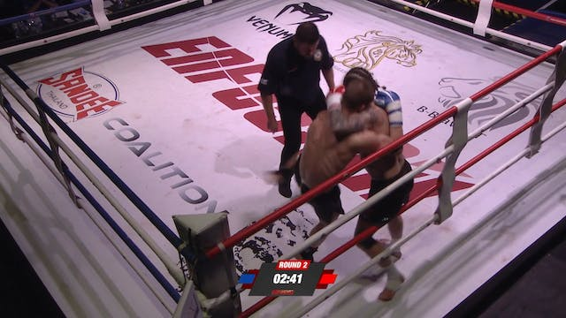 Enfusion #68  Leif Taggart (GBR) vs M...
