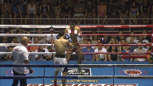 Enfusion #36 Keng Superpro Samui (THA) vs Simon Santana (NOR) 06.02.2016