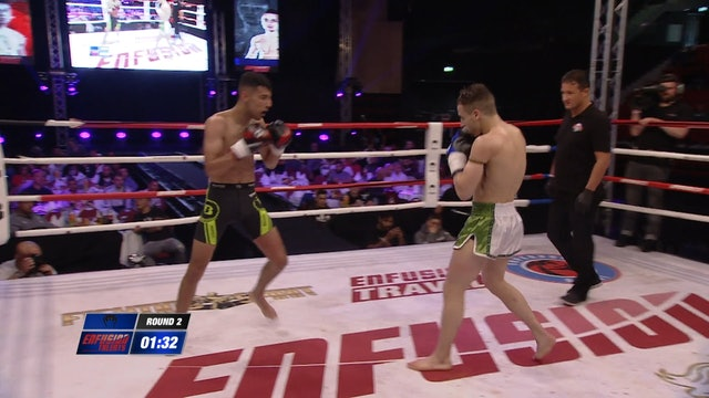 Talents #51 Tarik Lyachat (MAR) vs Ilias Bannis (MAR) 12.05.2018