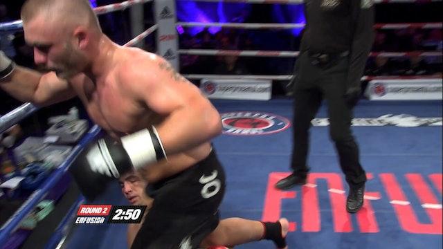 Enfusion #13 Fikri Ameziane (MAR) vs Brian Douwes (NLD) 25.01.2014