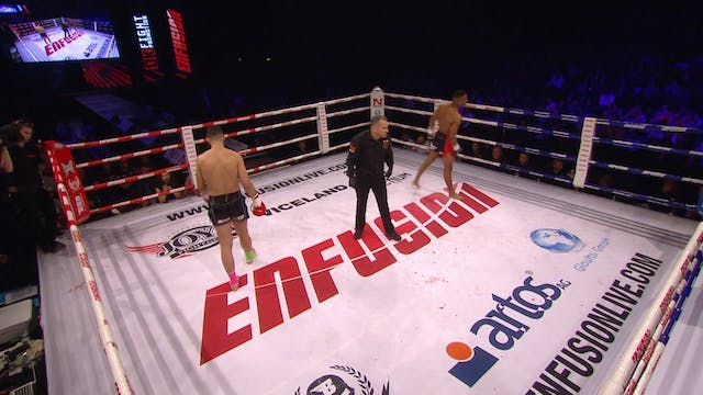 Enfusion #73  Aziz Kallah (MAR) vs En...