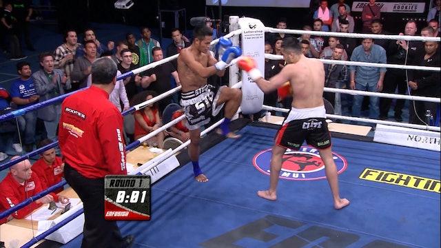 Enfusion  #05  Tayfun Ozcan (TUR) vs Pajonsuk Superpro Samui (THA) 11.05.2013