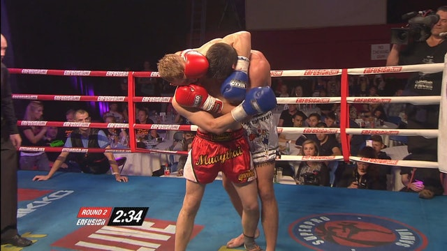 Enfusion #30   Karl McCallig (IRL) vs Mateusz Janik (POL) 11.07.2015