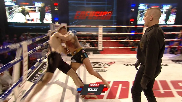 Enfusion #83  Robin Ciric (SRB) vs Vladimir Moravčík (SVK) 27.04.2019