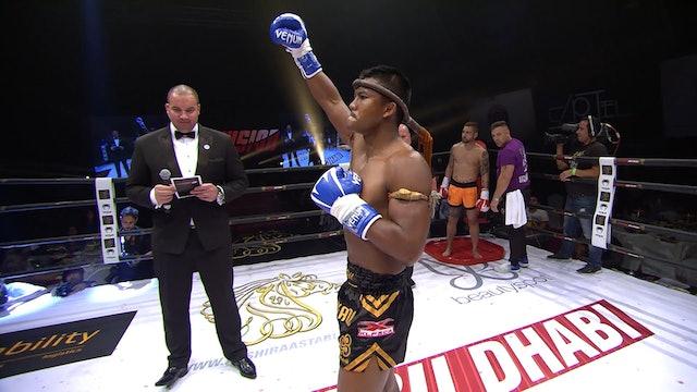 Enfusion #63 Jonay Risco (ESP) vs Buakaw Banchamek (THA) 09.03.2018