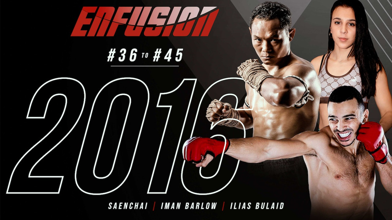 Enfusion 2016 Events #36 to #45