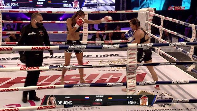 Enfusion #97 Aylina Engel (DEU) vs Sa...