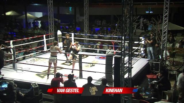 Enfusion #48 Anke Van Gestel (BEL) vs Niahm Kinehan (GBR) 24.03.2017