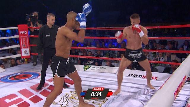 Enfusion # 65  Stefan Meszaros (SVK) vs Marvin Monteiro (CPV) 28.04.2018