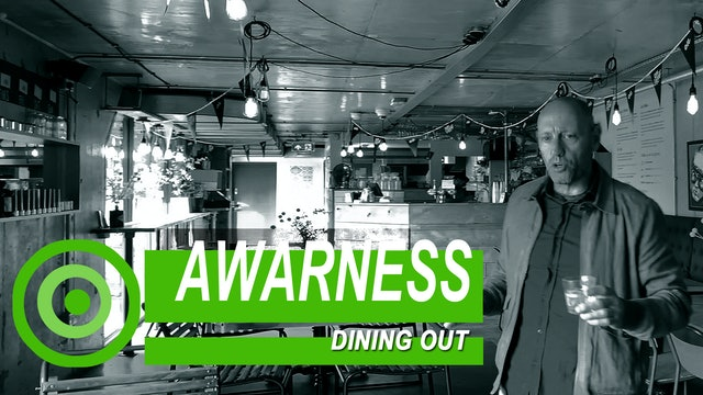 AwarenessSafe - Dining Out
