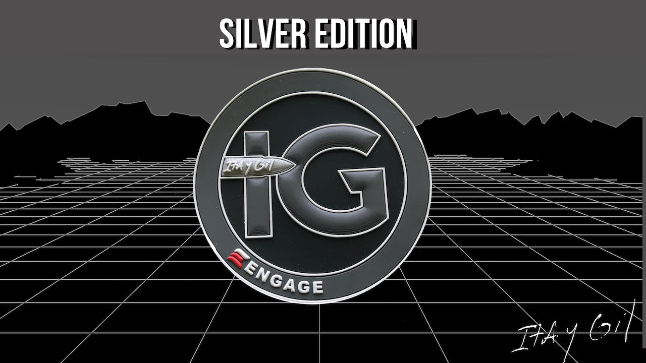 EngageMovie - The Morale Patch - Silver Edition