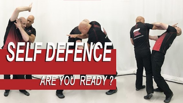 Self Defense Training From The Movie Series