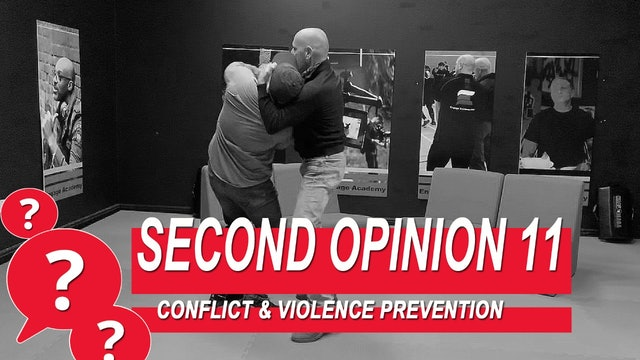 Second Opinion 11 - Conflict & Violence Prevention