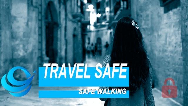 TravelSafe - Safe Walking