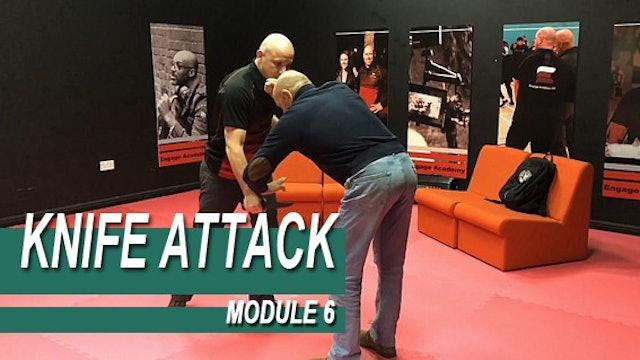 Knife Attack - Module 6 - Under Arm