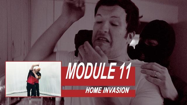 Training Module 11 - Home Invasion