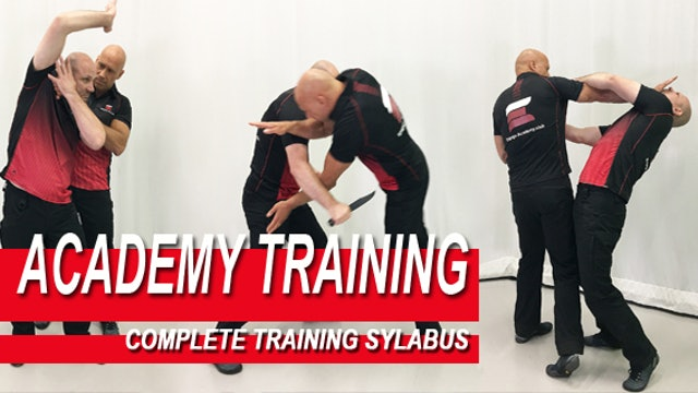 Self Defense Academy - Full Curriculum