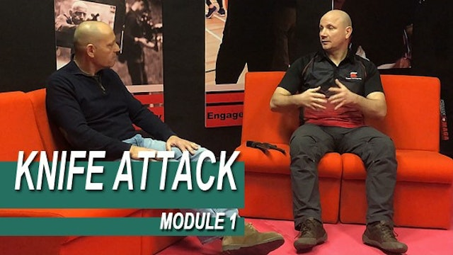 Knife Attack - Module 1 - The Reality