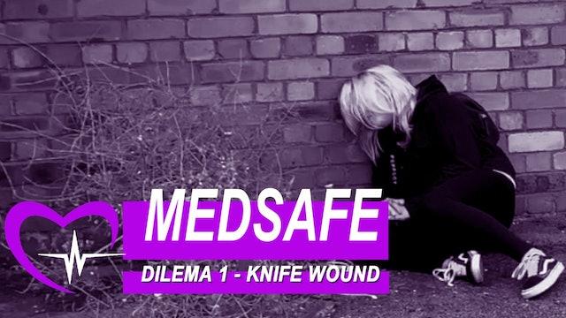 MedSafe - Knife Wound