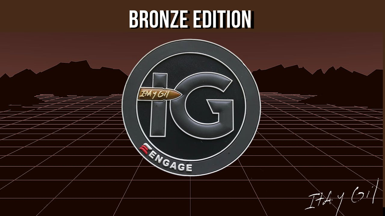 EngageMovie - The Morale Patch - Bronze Edition