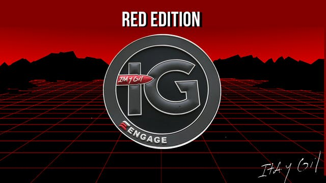 EngageMovie - The Morale Patch - Red Edition