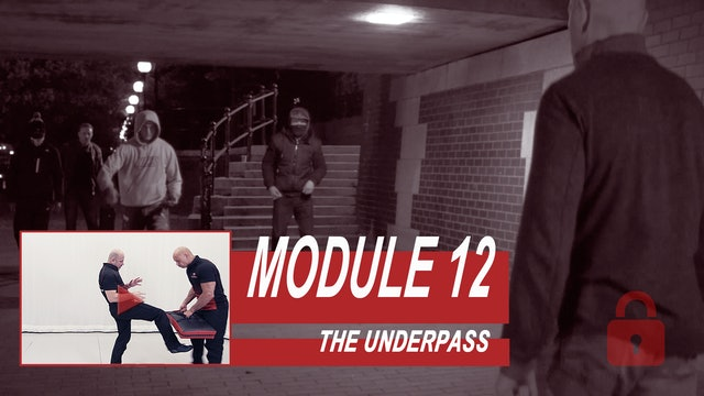 Training Module 12 - Under Pass