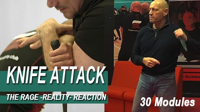 Knife Attack - The Rage, Reality, Reaction