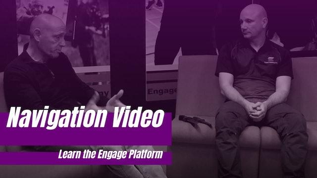 Navigation Guide for the EngageMovie Platform