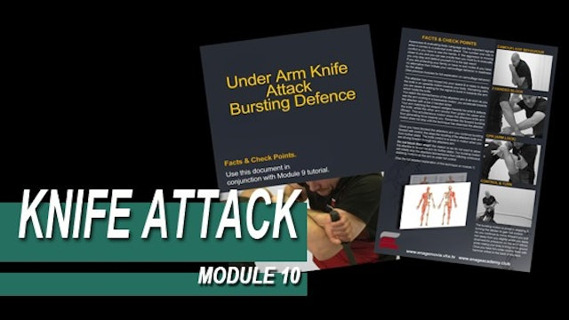Knife Attack - Module 10 - Facts And Checkpoints