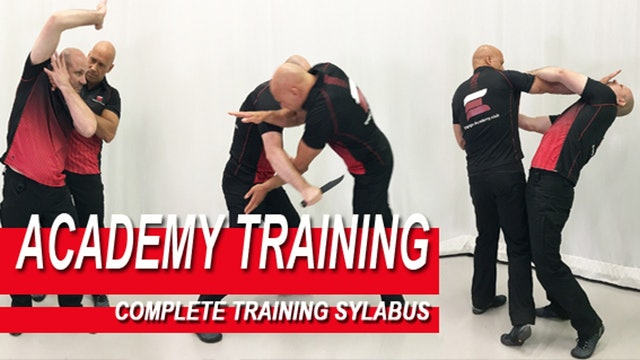 Module 18 - Headlocks From The Behind