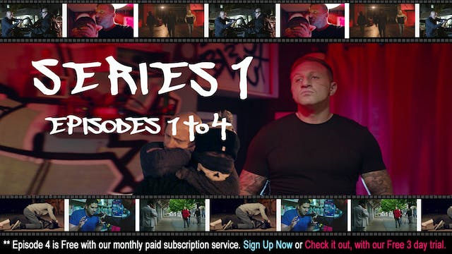 Season 1 - (plus 4 x bonus videos free)