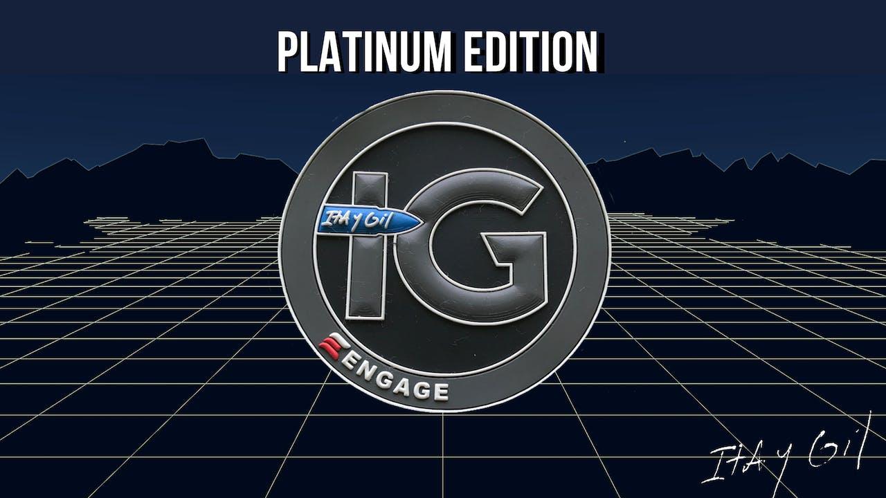 EngageMovie - The Morale Patch - Platinum Edition