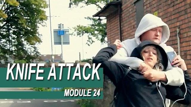 Knife Attack - Module 24 - Case Study