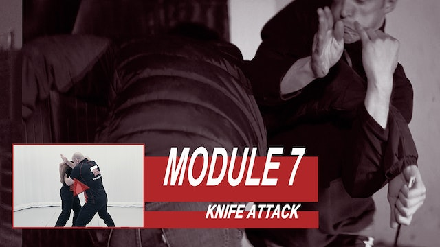 Training Module 7 - Edged Weapon Attack