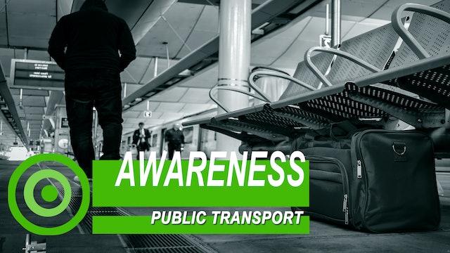 AwarenessSafe - Public Transport