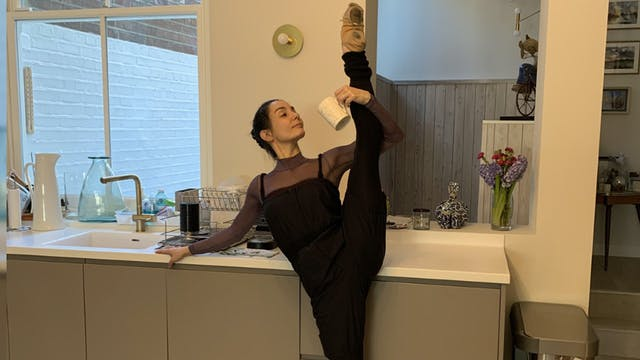 Ballet Class with Tamara Rojo | 13