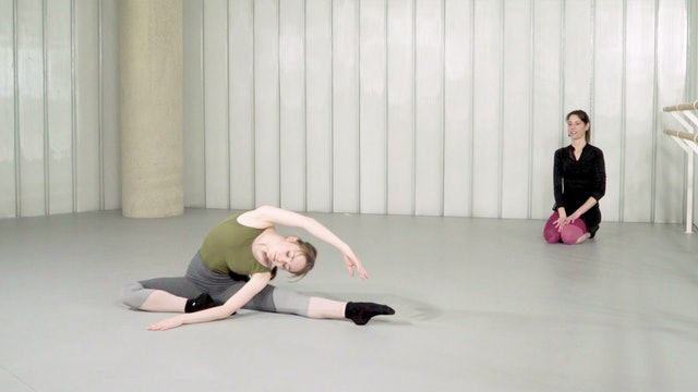 Building Ballet Strength