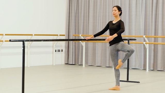 Ballet with Sarah Kundi | 6