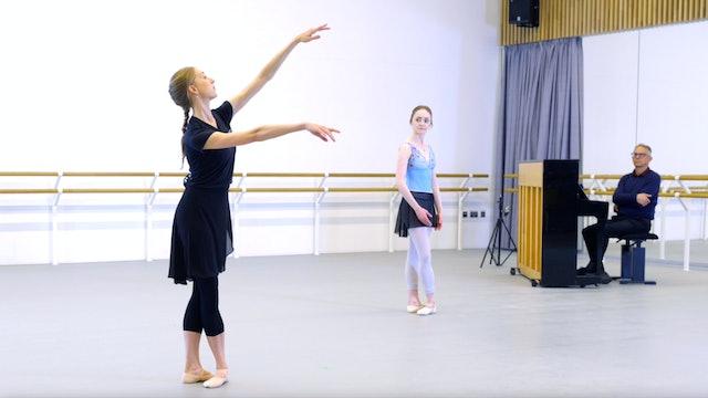 Ballet with Kate Hartley-Stevens: Barre & Centre | 2 (Intermediate)