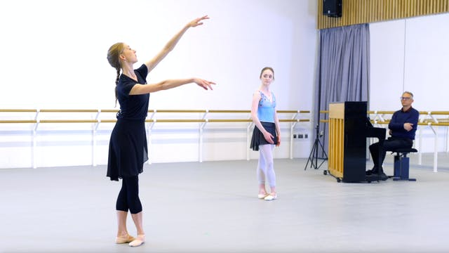 Ballet with Kate Hartley-Stevens: Bar...