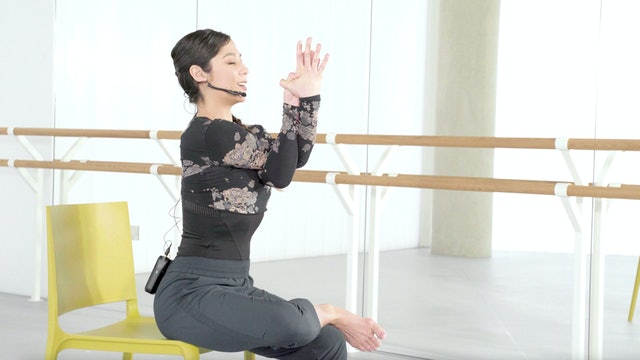 Bitesize Yoga: Seated