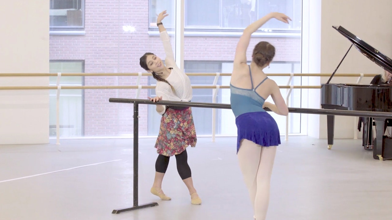 Ballet with Crystal Costa