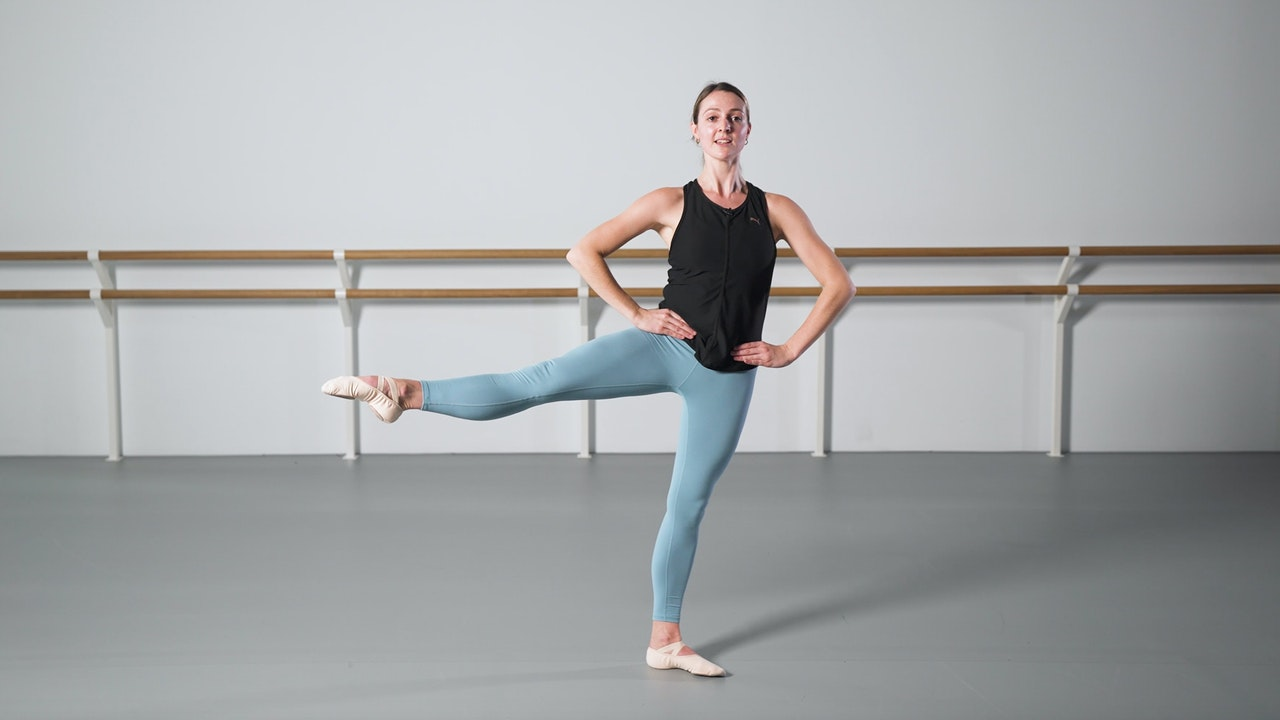 Dance Cardio with Nicky Henshall