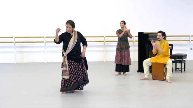 Kathak with Sujata Banerjee | 6