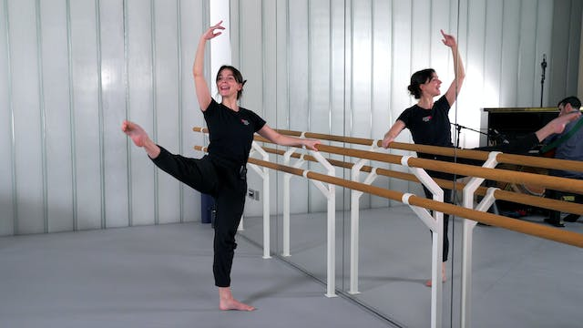 Ballet Fit with Lucy Lowndes | 4